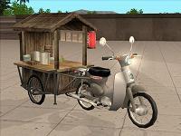 Honda Super Cub Yatai