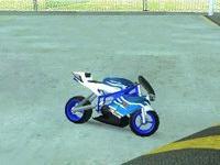 Mini Moto Suzuki