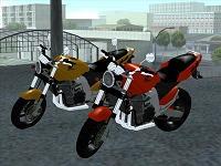 Honda Hornet (Beta)