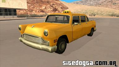 Cabbie GTA San Andreas