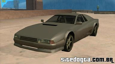Cheetah GTA San Andreas
