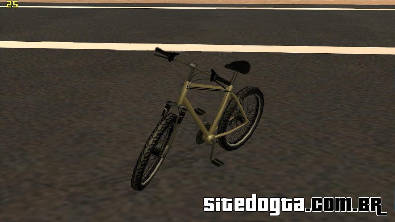 Mountain Bike Gta San Andreas Site Do Gta