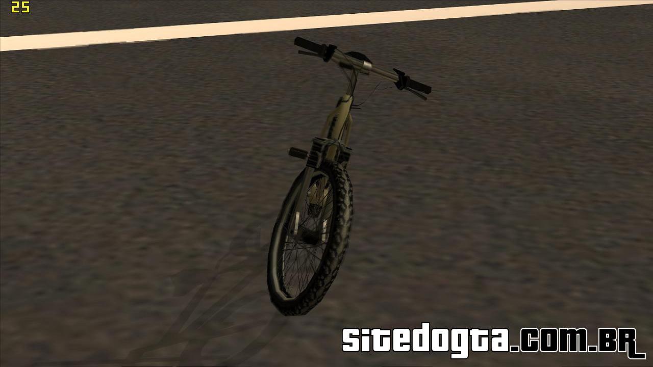 Mountain bike gta san andreas
