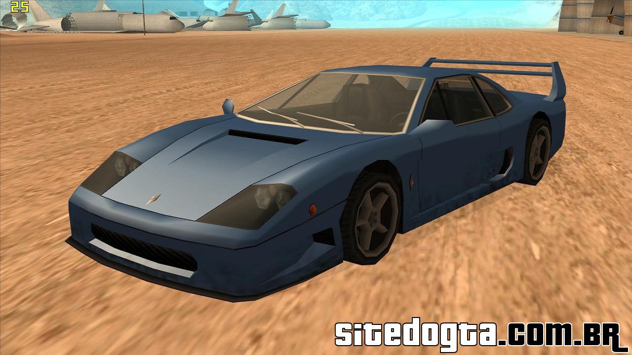 Turismo GTA San Andreas | Site do GTA