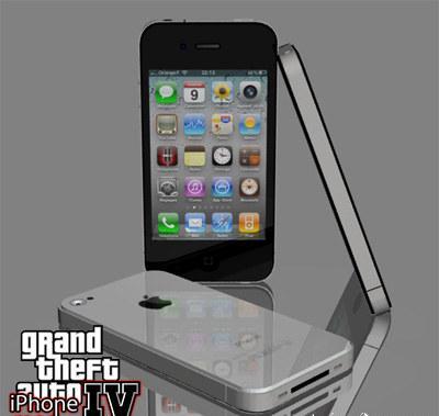 iPhone IV