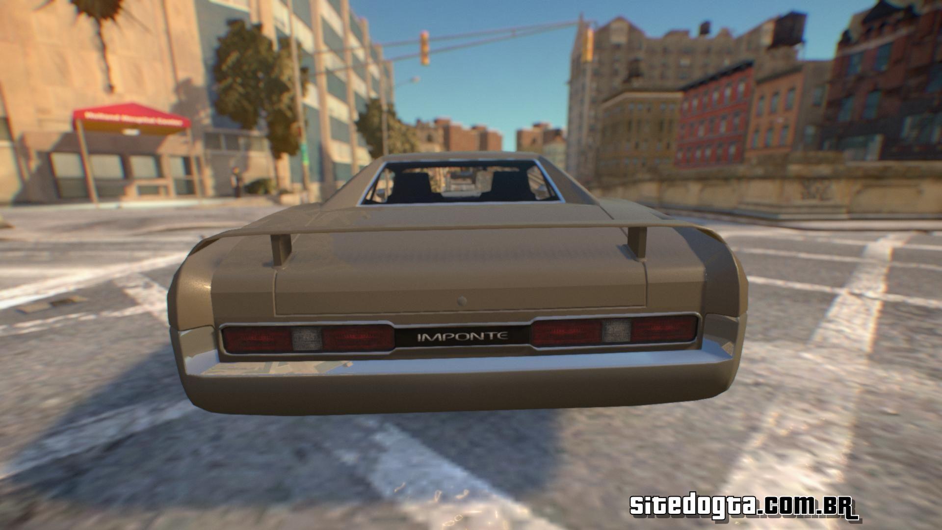 Imponte Dukes GTA IV 5