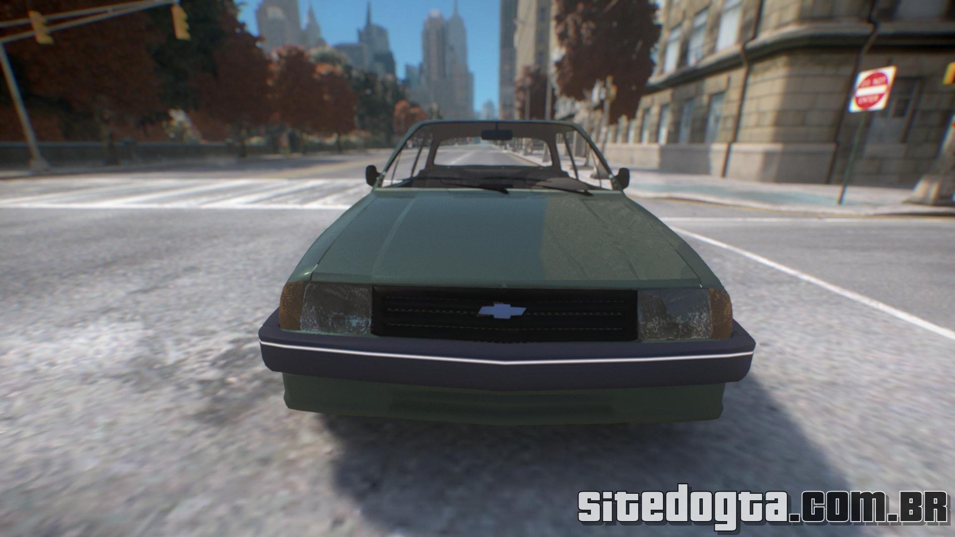 Carro Chevrolet Chevette 1 6 Para Gta Iv Site Do Gta