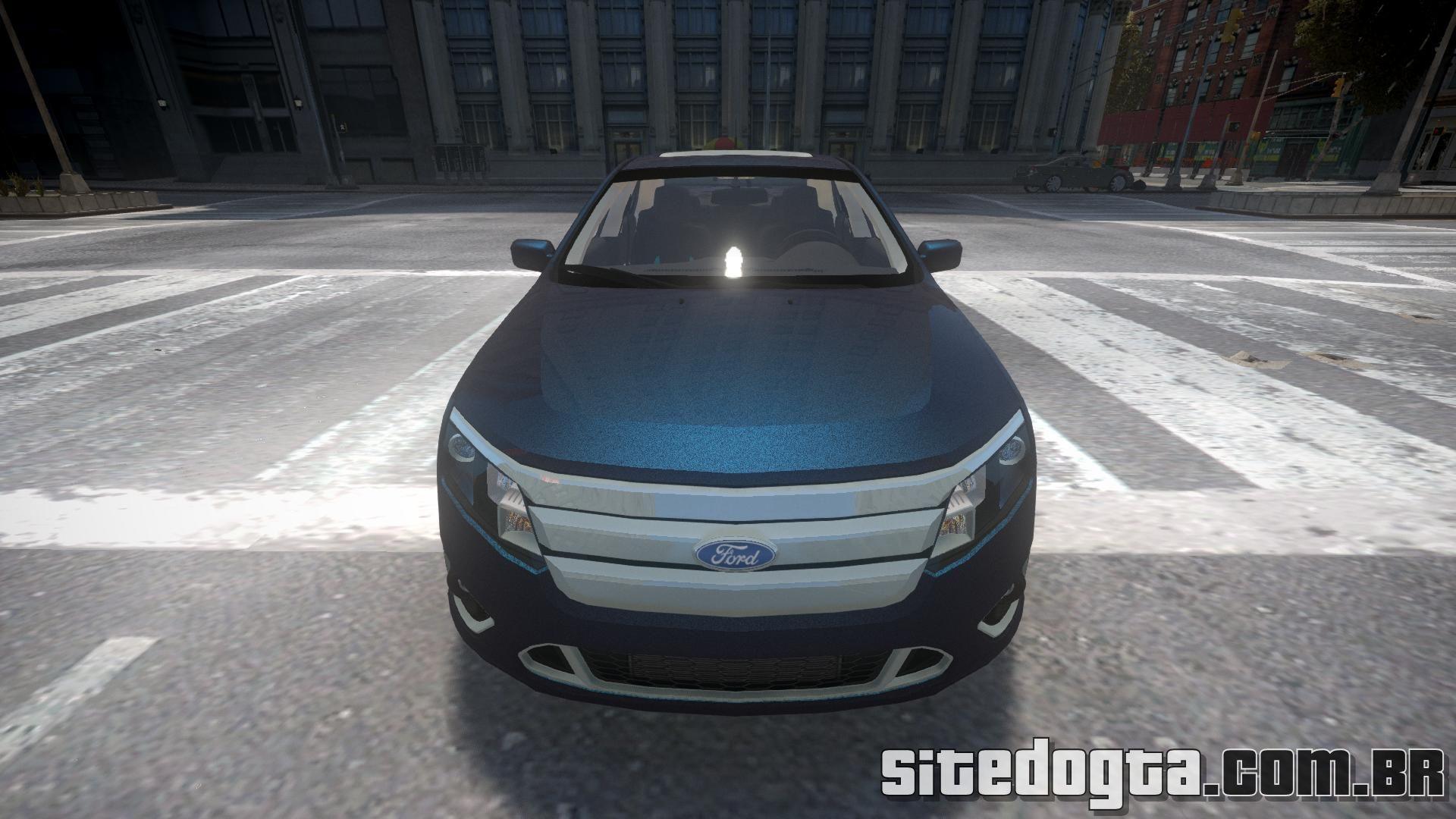 Ford Fusion Sport >> Ford Fusion Sport 2010 para GTA IV | Site do GTA