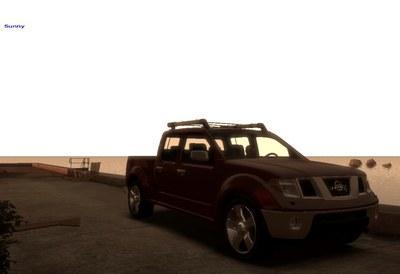 Nissan Frontier ALG