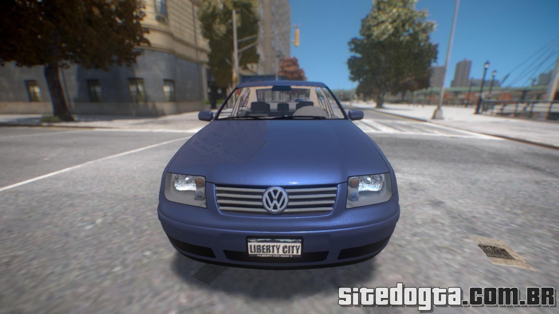 Carro brasileiro Volkswagen Bora para GTA IV | Site do GTA