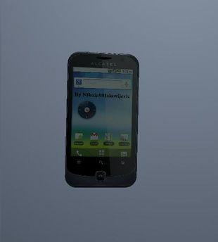 Alcatel OT990 One Touch Phone para GTA San Andreas