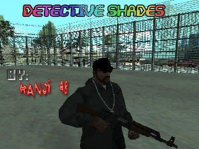 Óculos de detetive para GTA San Andreas