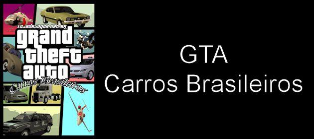 GTA Carros Brasileiros