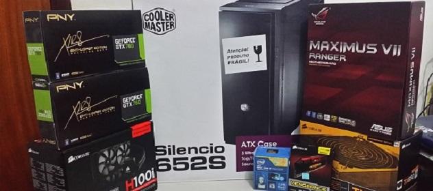 PC para roda GTA V